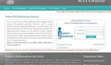 govt launches portal to file rti applications...