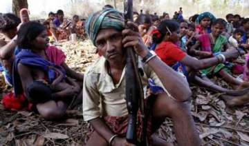 govt can t arm people to fight maoists says...