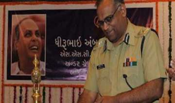 gujarat dgp amitabh pathak cremated - India TV