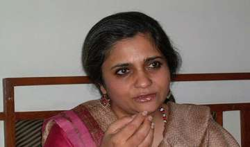 gujarat police probes fund sources of teesta s...
