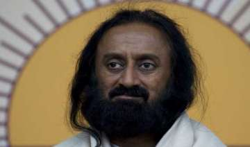 gunmen vandalised sri sri ravi shankar s art of...