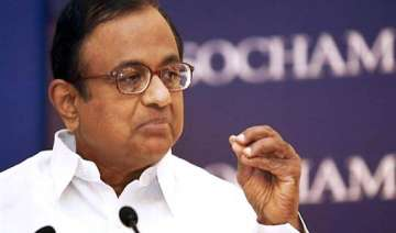 chidambaram rejects bjp charges denies having...
