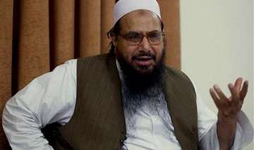 hafiz saeed provoking militants to infiltrate...