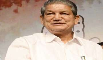 harish rawat admitted to aiims after emergency...