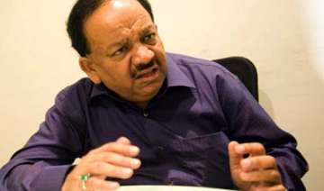 harsh vardhan clarifies on sex education slams...