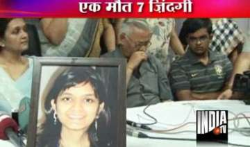 harshita gives life to many after her death -...