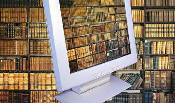haryana to have country s first e library - India...