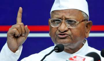 hazare says struggle against corruption will go...