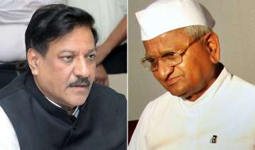 hazare should not pressurise parliament says...