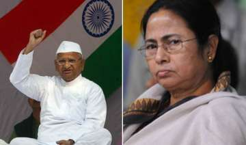 hazare wants behen mamata to put in a good word...