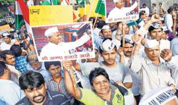 hazare s agitation is business opportunity for...