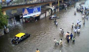 heavy rains disrupt life in mumbai parts of...