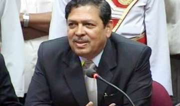 hegde reconsidering decision to join lok pal bill...