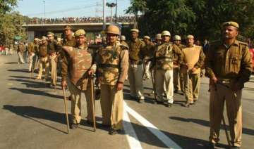 high security in up over banned ritual - India TV