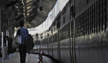 hike in railway fares by 2 from monday - India TV