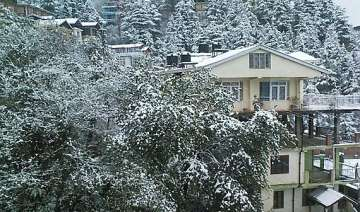 hills near shimla manali get season s first snow...