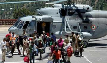 himachal rains choppers airlift over 650 people...