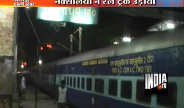 howrah new delhi rajdhani escapes disaster as...