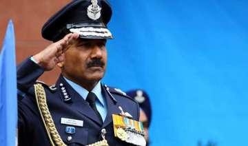 iaf chief reviews su 30 fighter jet production...