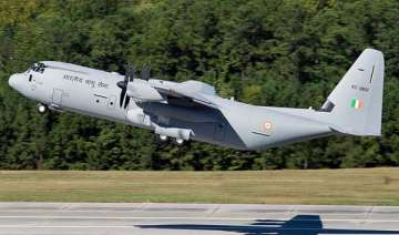iaf s latest acquisition super hercules crashes...