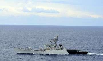 ins taragiri bows out of service - India TV