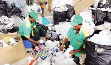 itc to use rag pickers to clean up bangalore -...