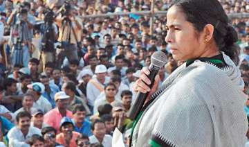 i am not scared of anyone says mamata in...