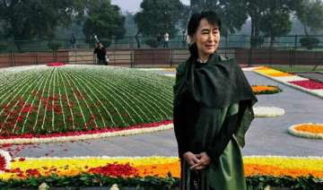 i feel partly a citizen of india says suu kyi -...