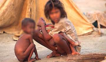 impoverished children in panna mp mortgaged for...