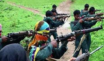 in a first maoists smsing for poll boycott -...