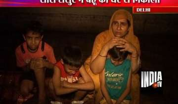 in laws in delhi throw out geeta after death of...