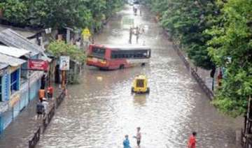 incessant rains throw life out of gear in bengal...