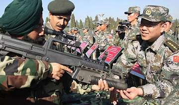 india china to hold military exercises from...