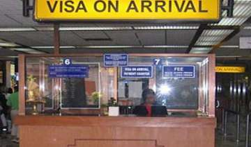 india intends to extend on arrival visa for 40...