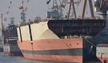india to launch 1st indigenous aircraft carrier...