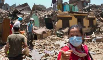 india working on early warning system on quakes -...