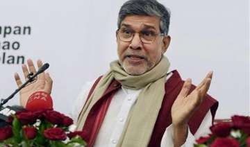there is a dialogue deficit kailash satyarthi on...