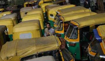 auto and taxi unions in delhi to go on strike...