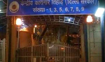 mobile phones accessories recovered in tihar jail...
