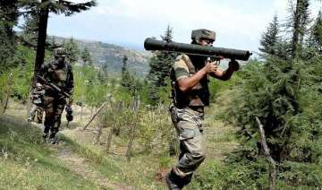 militants killed in kupwara were foreigners...