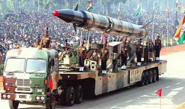 agni missiles moved to china border - India TV