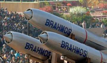 another test firing brahmos meets targets - India...