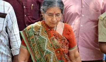 jashodaben files second rti appeal on her...