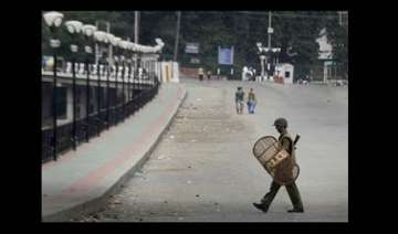 kashmir breathes easy on friday one injured in...