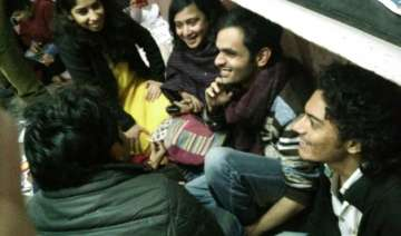 5 absconding jnu students return say they feared...