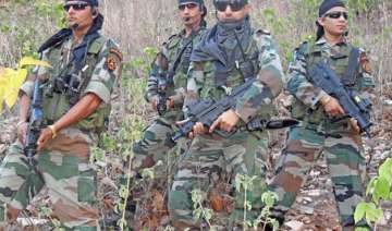 no toilets for crpf men in maoists hit areas -...