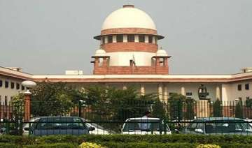 sc to decide on eligibility of judges to hear...