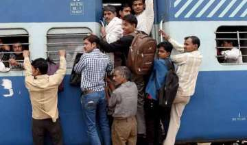 wait listed passengers to get confirmed train...