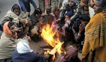 cold wave continues in bihar - India TV