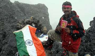 missing ace indian mountaineer malli mastan babu...